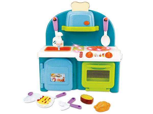 Color Change Oven Kids Kitchen Set Toy Focusgood